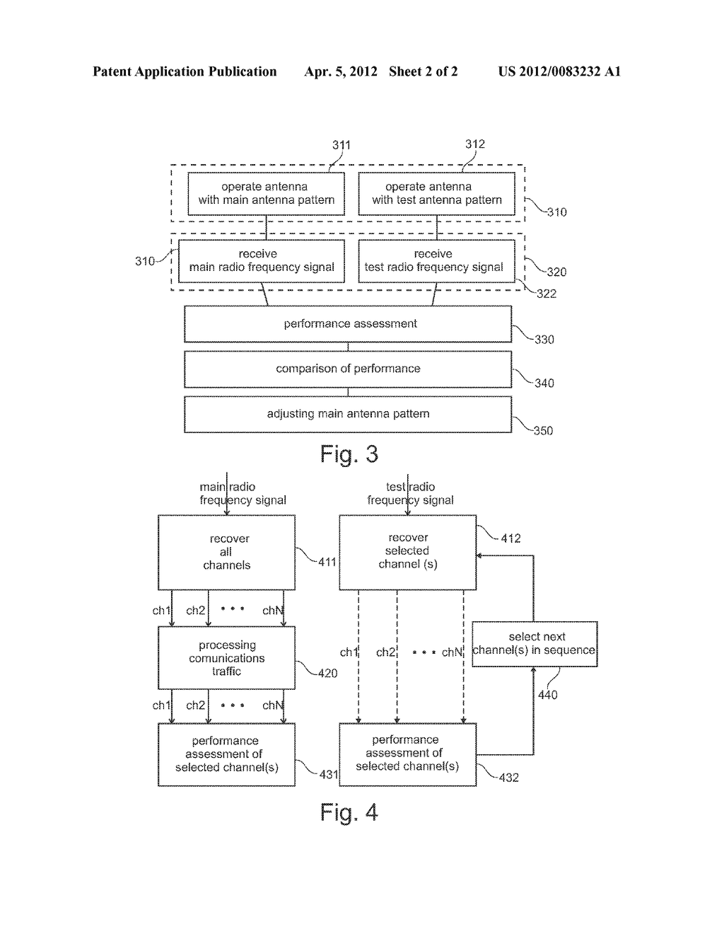 ACTIVE ANTENNA SYSTEM AND METHOD FOR OPERATION OF AN ACTIVE ANTENNA ARRAY - diagram, schematic, and image 03