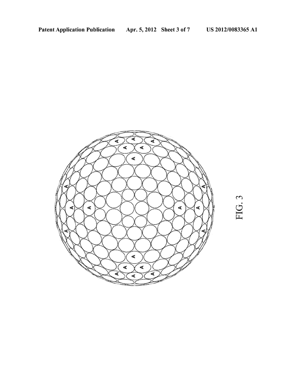 GOLF BALL - diagram, schematic, and image 04