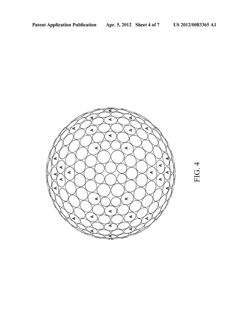 GOLF BALL - diagram, schematic, and image 05