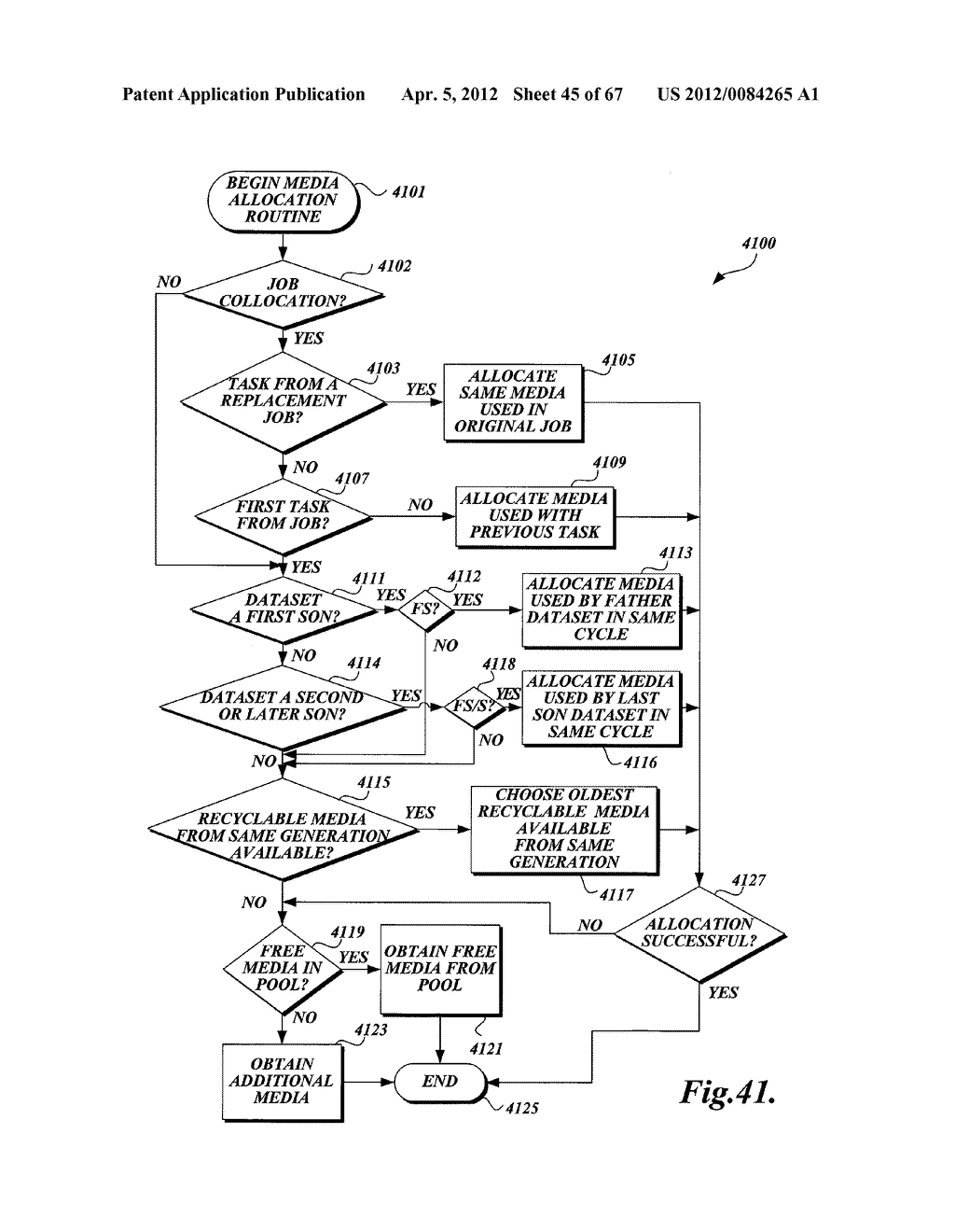 CONFIGURING A DATA PROTECTION SYSTEM - diagram, schematic, and image 46