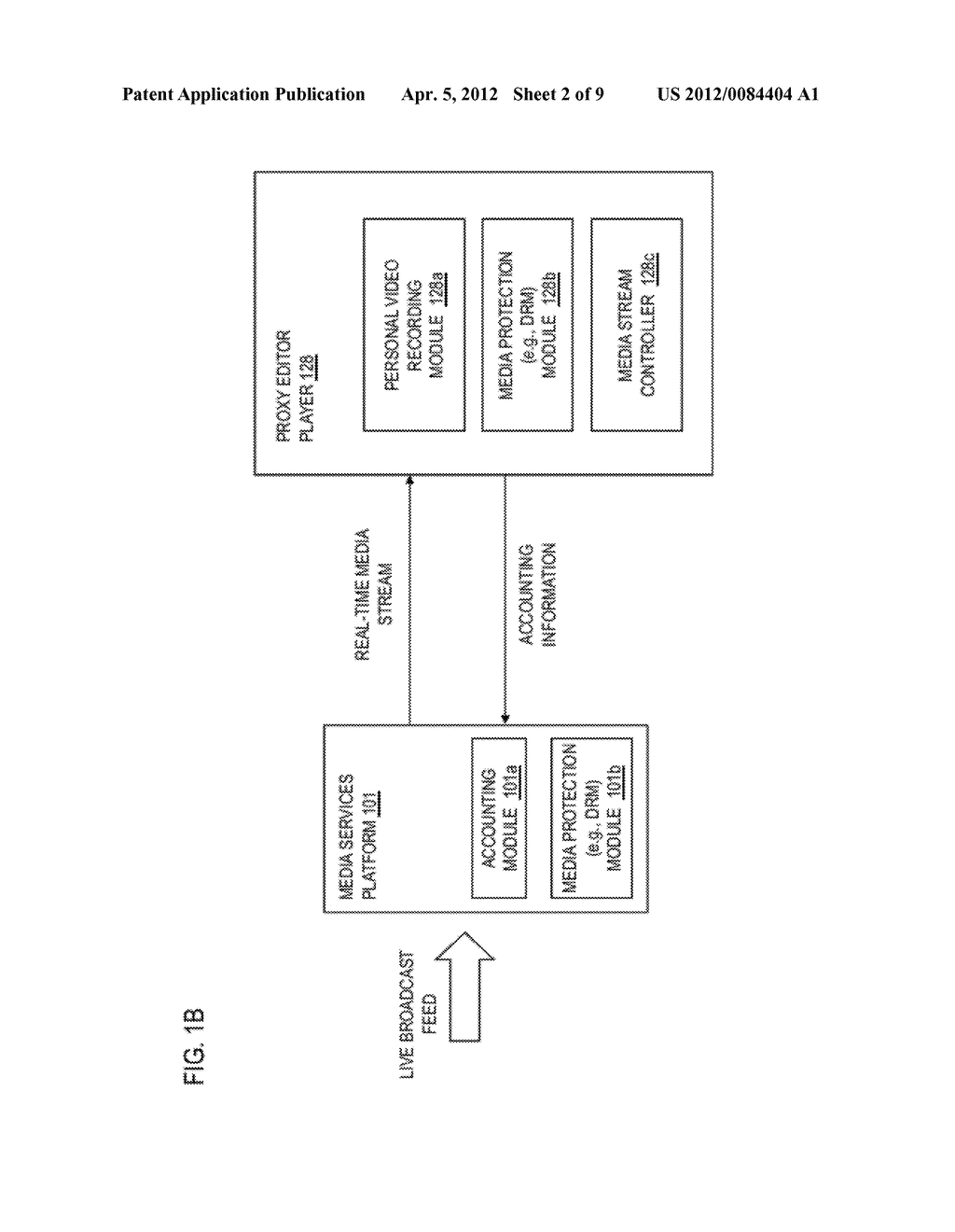 METHOD AND SYSTEM FOR PROVIDING A PERSONAL VIDEO RECORDER UTILIZING     NETWORK-BASED DIGITAL MEDIA CONTENT - diagram, schematic, and image 03
