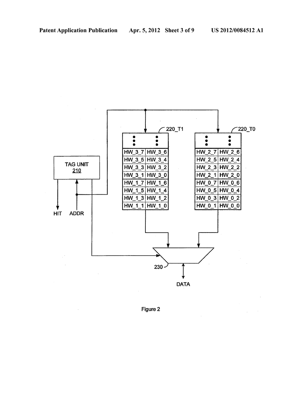 FAST UNALIGNED CACHE ACCESS SYSTEM AND METHOD - diagram, schematic, and image 04