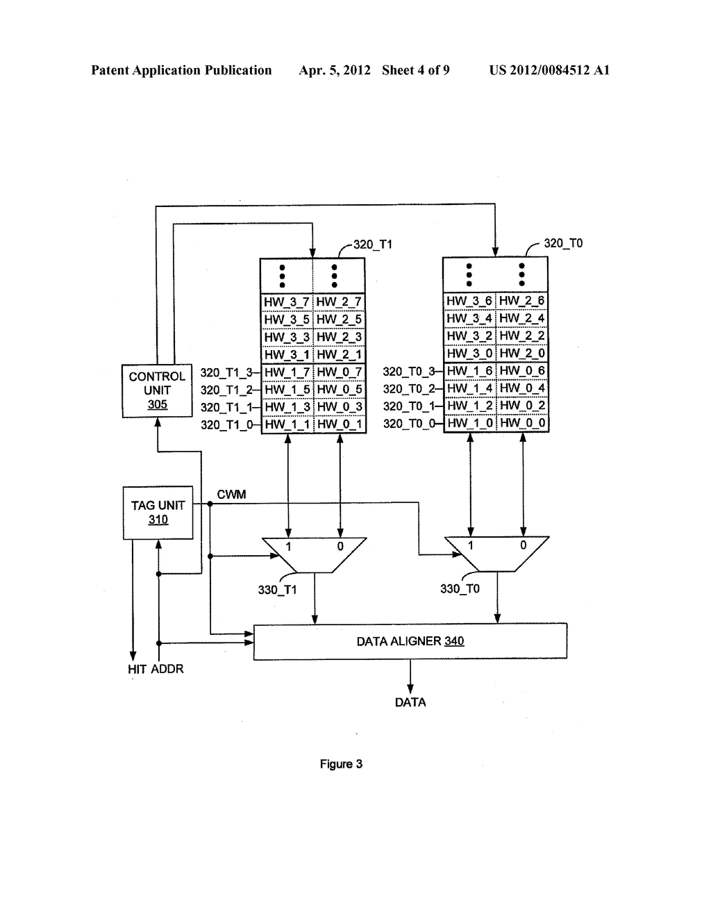 FAST UNALIGNED CACHE ACCESS SYSTEM AND METHOD - diagram, schematic, and image 05