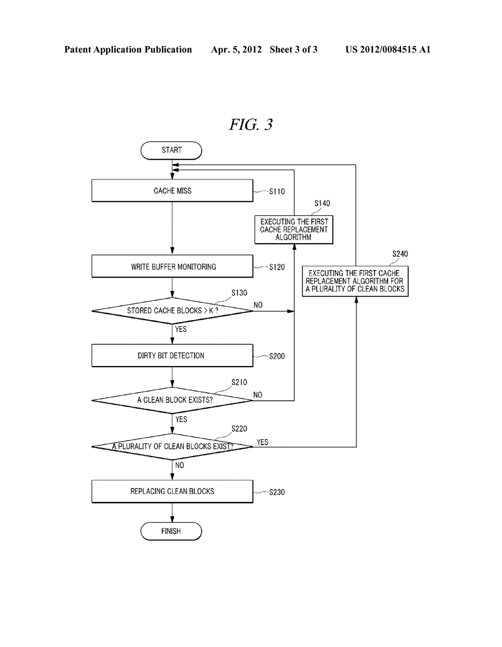 cache memory controller and method for replacing a cache block,Block diagram,Block Diagram Of Cache Memory