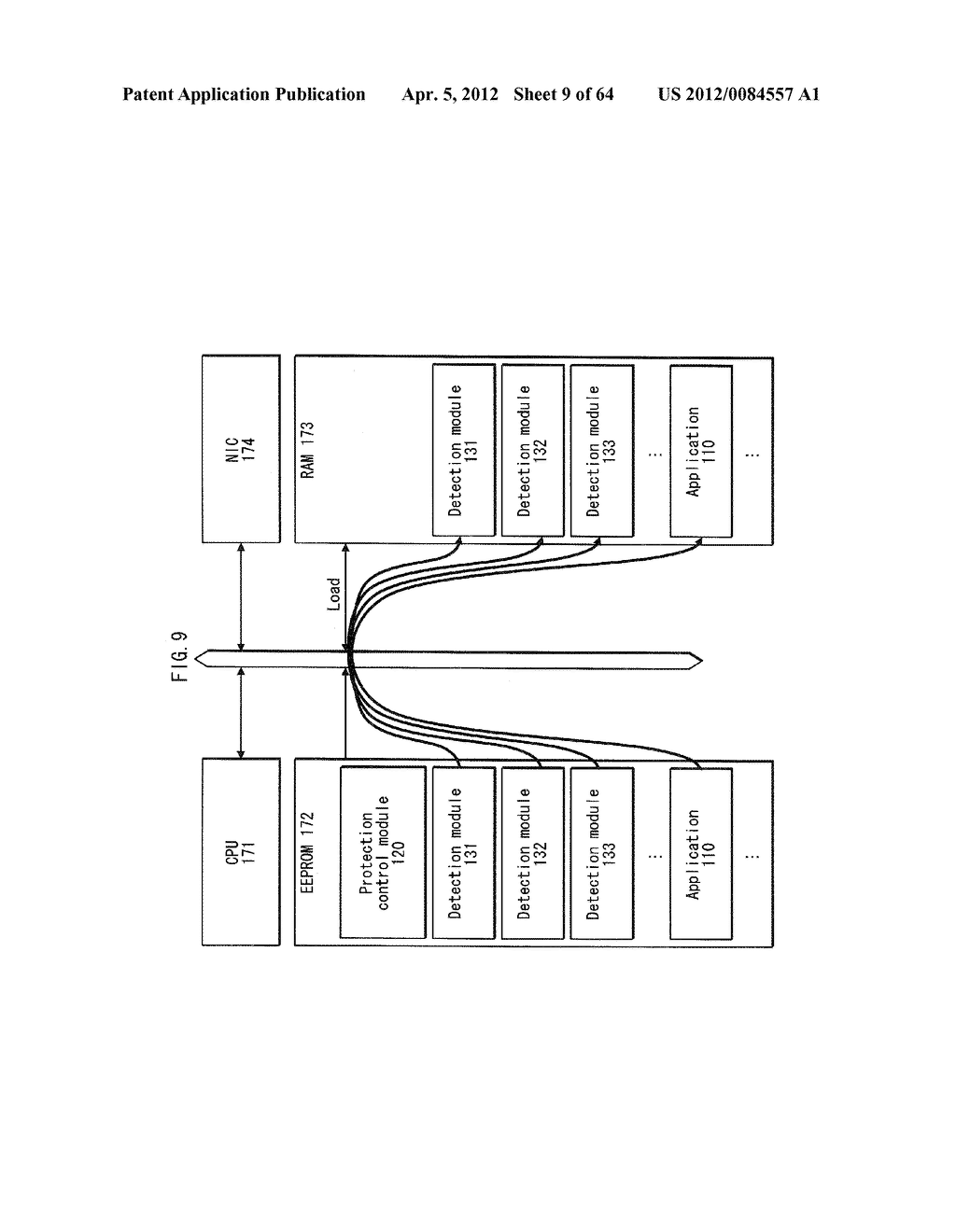 TAMPERING MONITORING SYSTEM, CONTROL DEVICE, AND TAMPERING CONTROL METHOD - diagram, schematic, and image 10