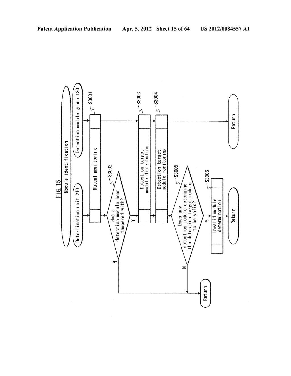 TAMPERING MONITORING SYSTEM, CONTROL DEVICE, AND TAMPERING CONTROL METHOD - diagram, schematic, and image 16