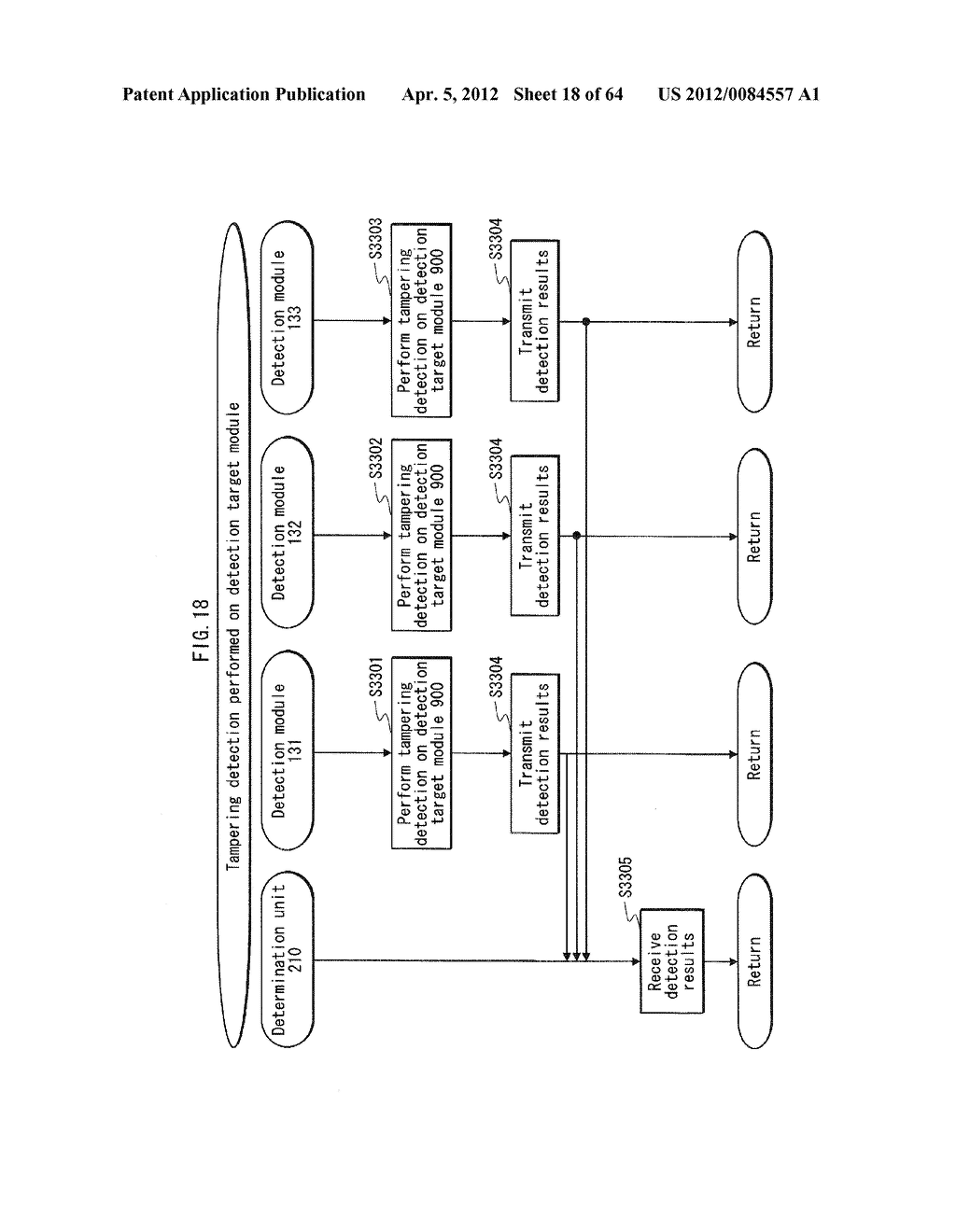 TAMPERING MONITORING SYSTEM, CONTROL DEVICE, AND TAMPERING CONTROL METHOD - diagram, schematic, and image 19