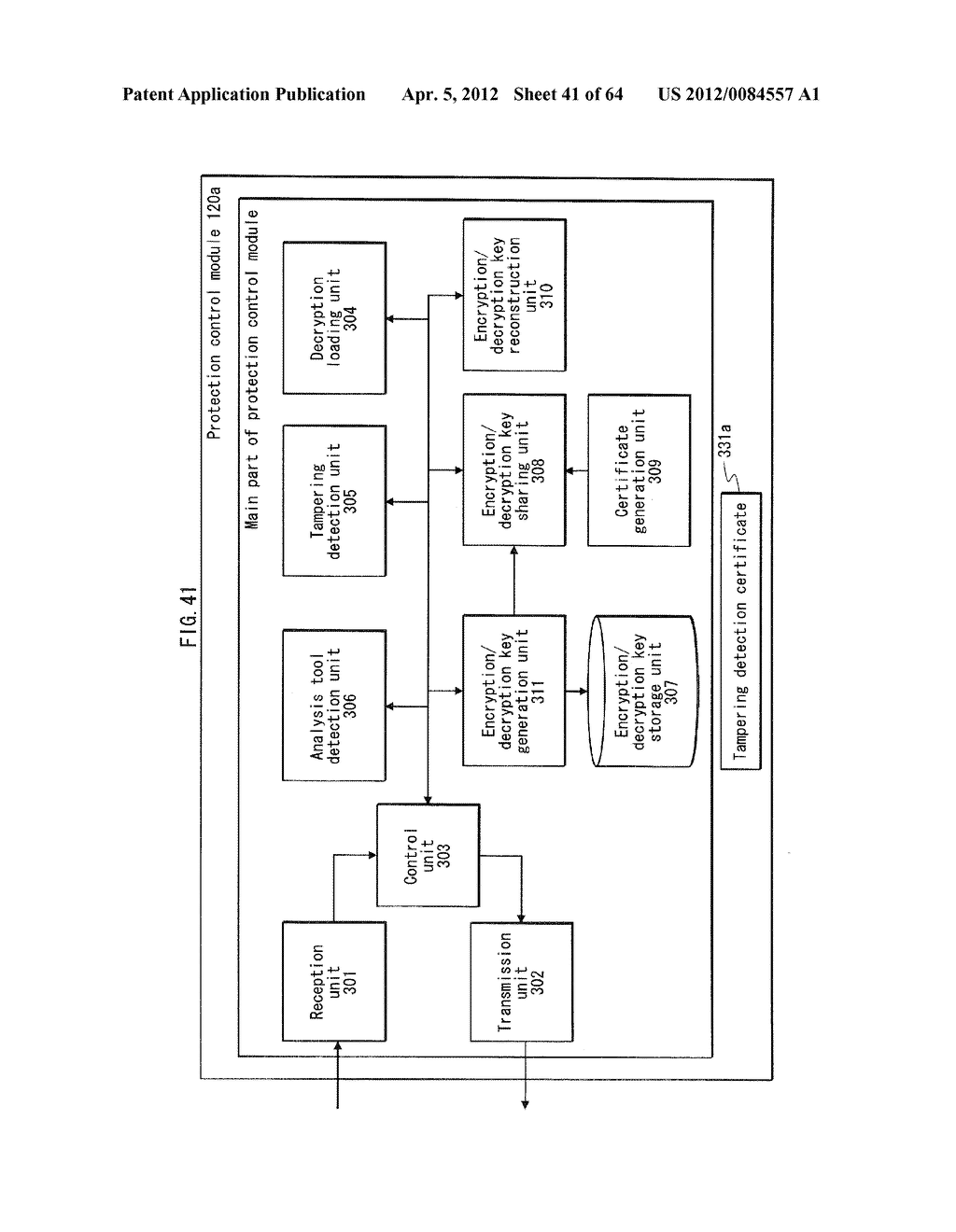 TAMPERING MONITORING SYSTEM, CONTROL DEVICE, AND TAMPERING CONTROL METHOD - diagram, schematic, and image 42