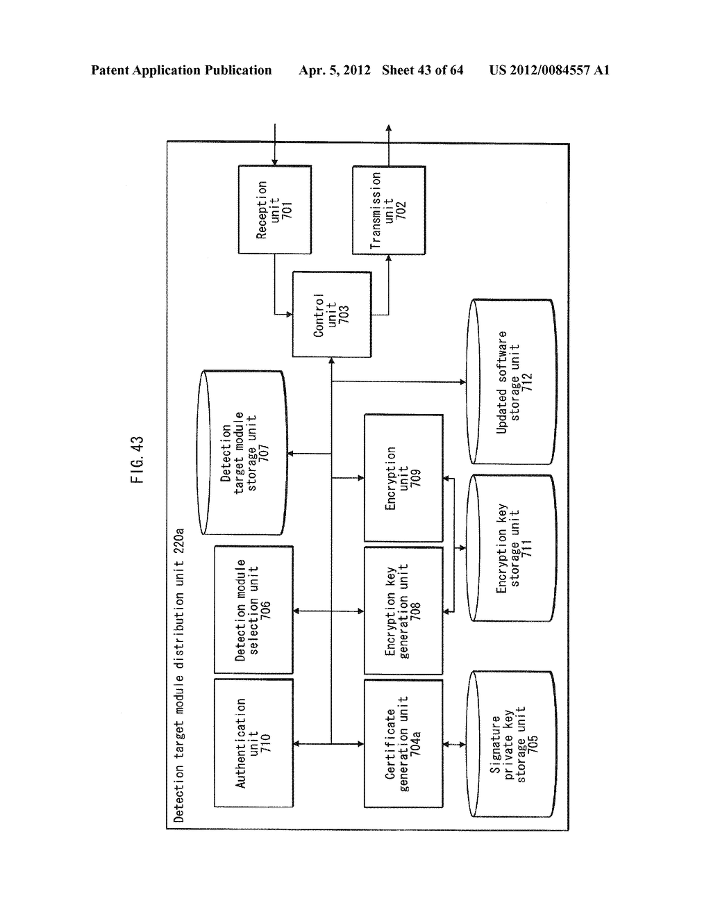 TAMPERING MONITORING SYSTEM, CONTROL DEVICE, AND TAMPERING CONTROL METHOD - diagram, schematic, and image 44