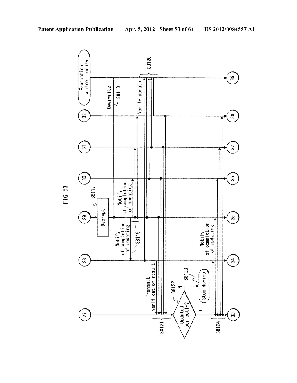 TAMPERING MONITORING SYSTEM, CONTROL DEVICE, AND TAMPERING CONTROL METHOD - diagram, schematic, and image 54