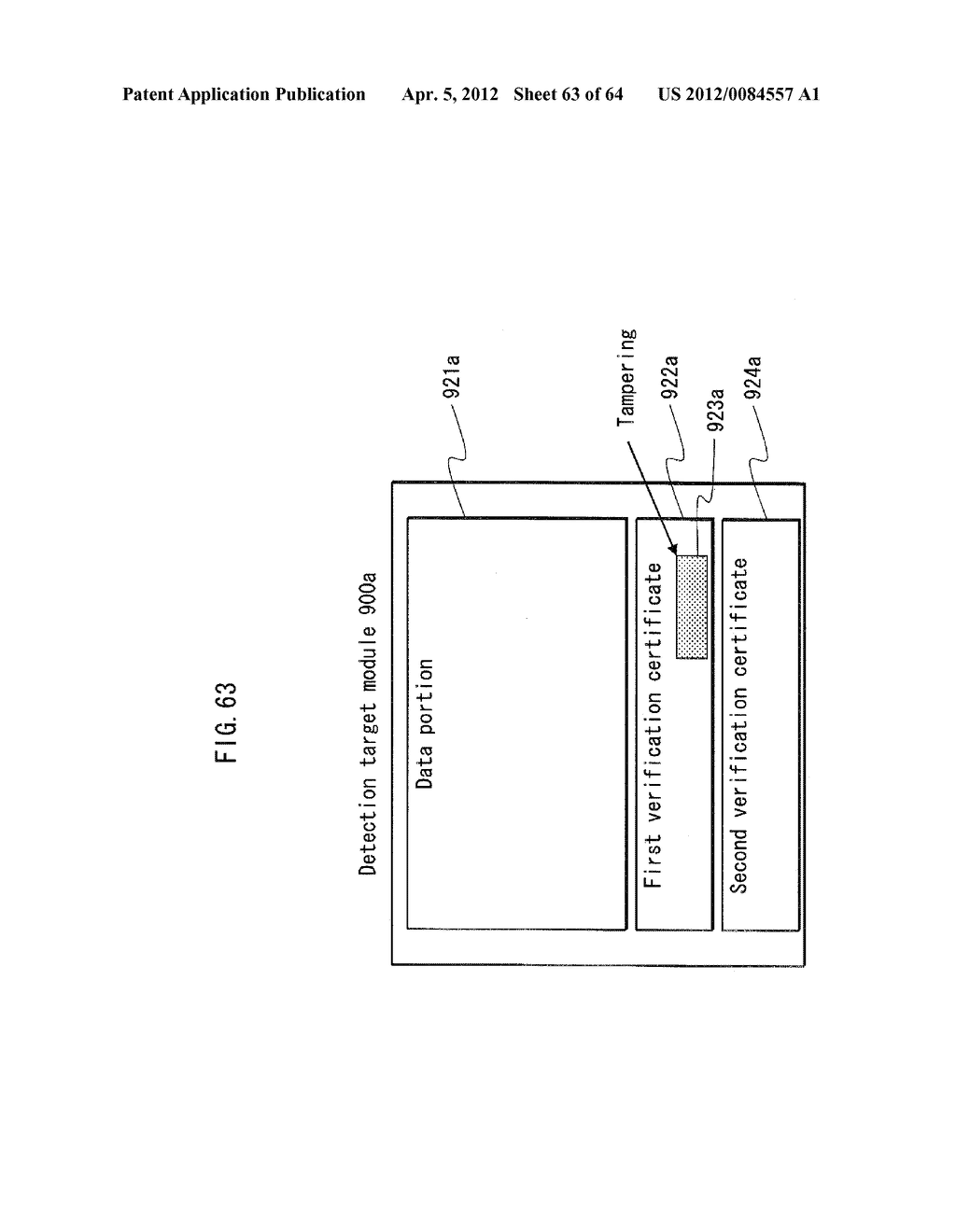 TAMPERING MONITORING SYSTEM, CONTROL DEVICE, AND TAMPERING CONTROL METHOD - diagram, schematic, and image 64