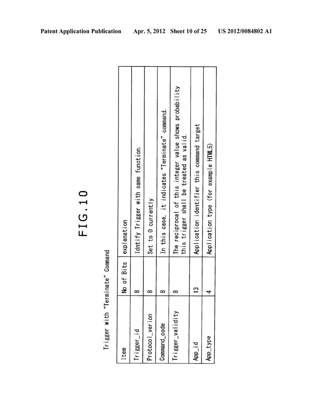 RECEPTION APPARATUS, RECEPTION METHOD, TRANSMISSION APPARATUS,     TRANSMISSION METHOD, PROGRAM, AND BROADCASTING SYSTEM - diagram, schematic, and image 11