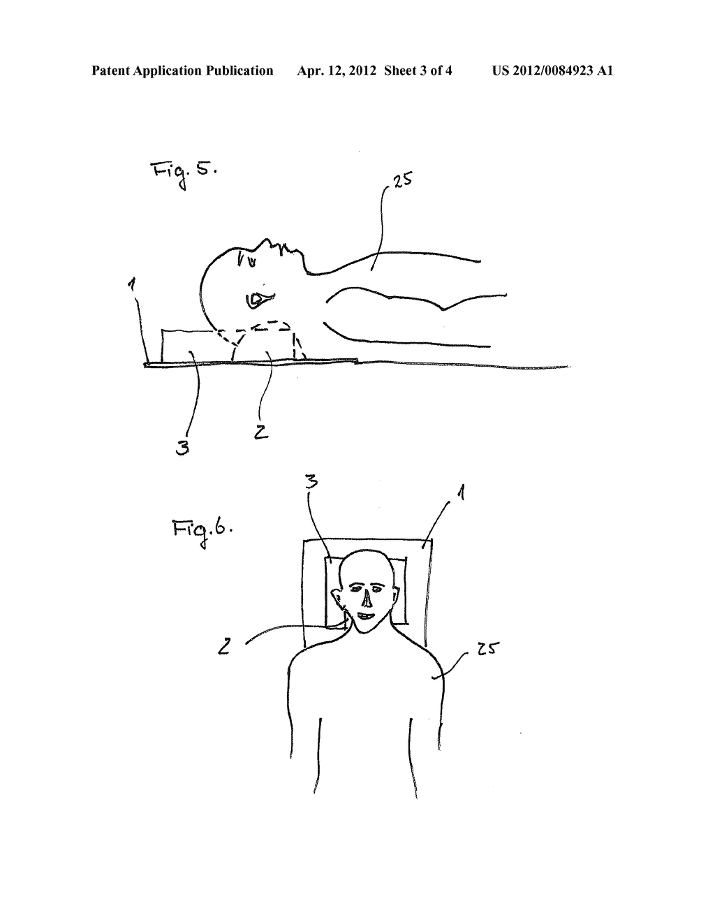 NECK AND HEAD SUPPORT PILLOW - diagram, schematic, and image 04