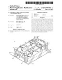 UNIVERSAL CASKET AND VAULT LIFTING AND LOWERING DEVICE diagram and image