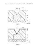 METHOD OF MANUFACTURING THERMAL ASSISTED MAGNETIC WRITE HEAD diagram and image