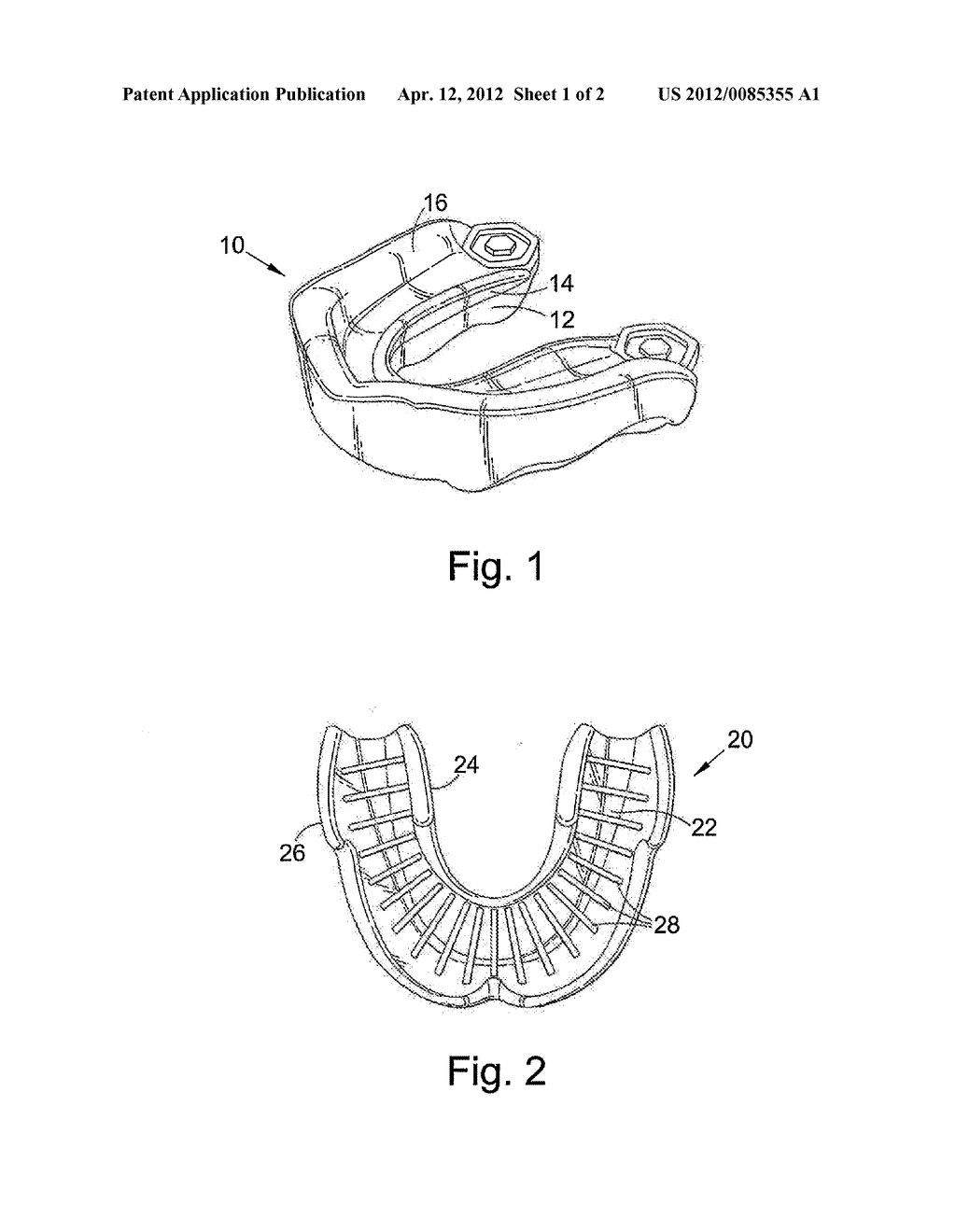 MOUTHGUARD - diagram, schematic, and image 02