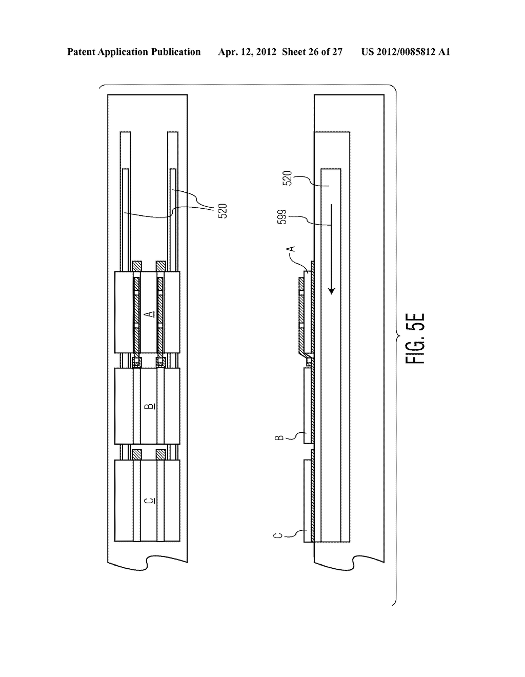 SOLAR SUBSTRATE RIBBON BONDING SYSTEM - diagram, schematic, and image 27
