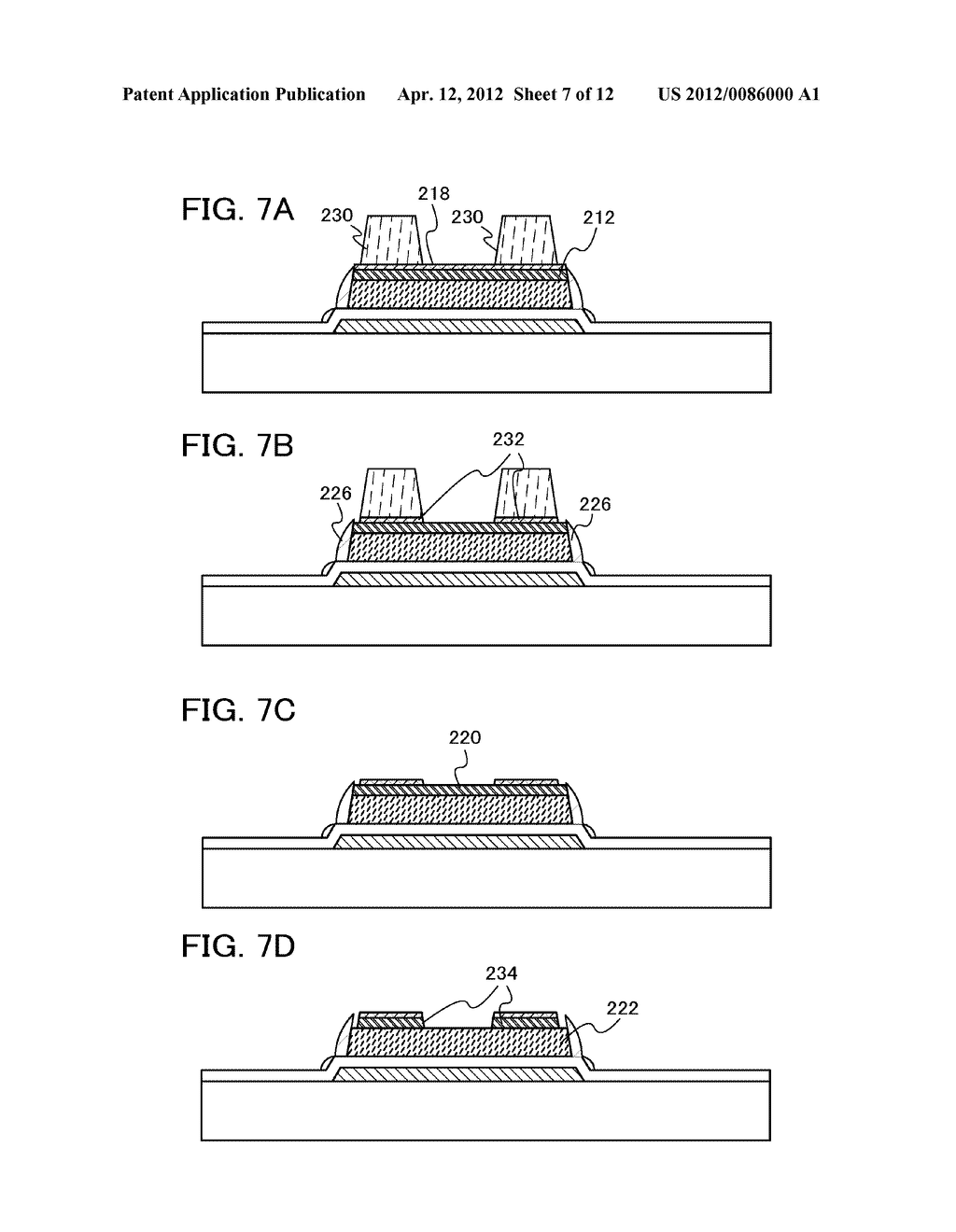 THIN FILM ELEMENT, SEMICONDUCTOR DEVICE, AND METHOD FOR MANUFACTURING THE     SAME - diagram, schematic, and image 08