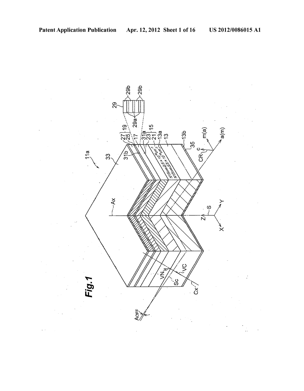 GROUP III NITRIDE SEMICONDUCTOR DEVICE, EPITAXIAL SUBSTRATE, AND METHOD OF     FABRICATING GROUP III NITRIDE SEMICONDUCTOR DEVICE - diagram, schematic, and image 02