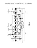LOW-VOLTAGE STRUCTURE FOR HIGH-VOLTAGE ELECTROSTATIC DISCHARGE PROTECTION diagram and image