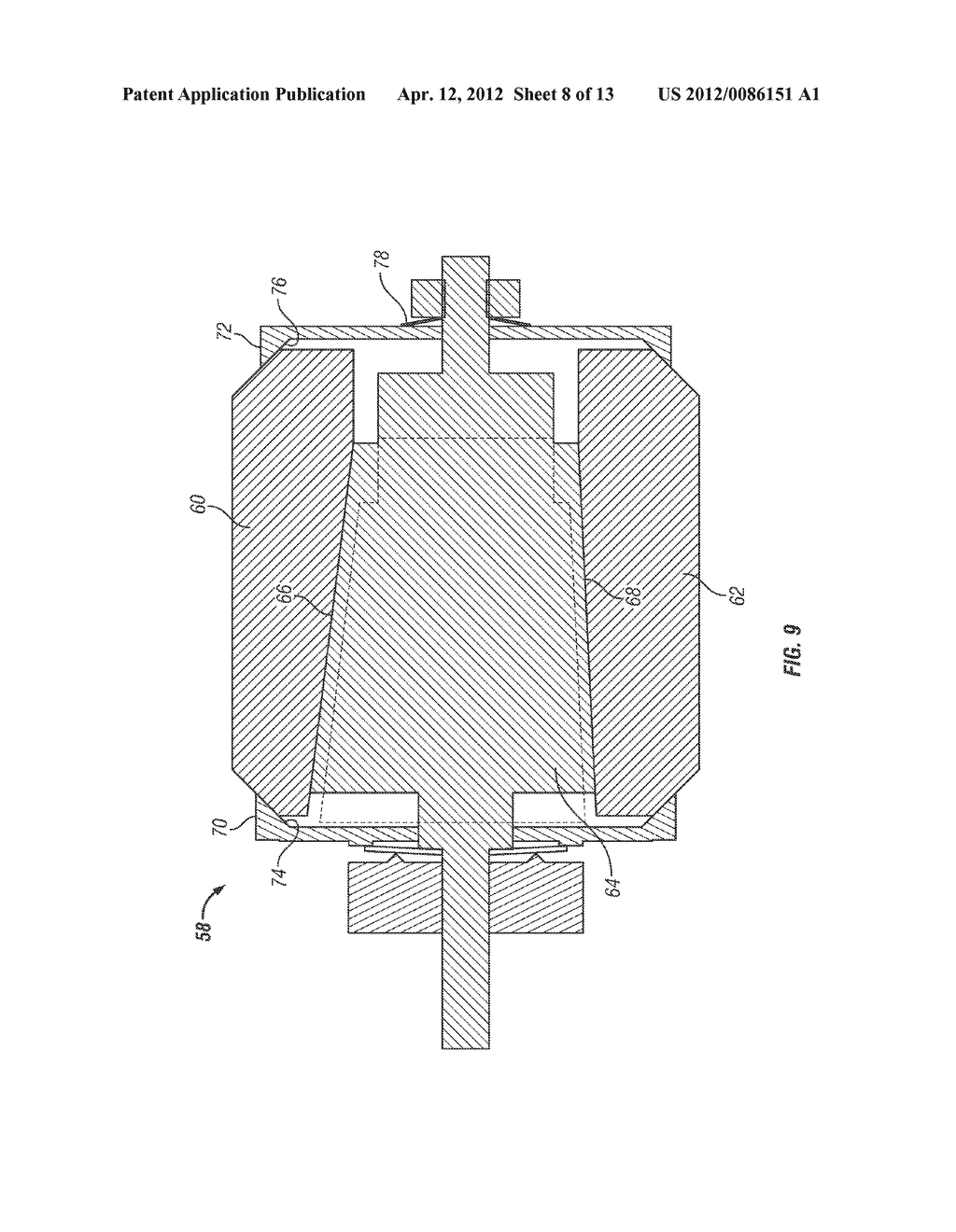 MOLD INSERT ASSEMBLY AND METHOD OF USE - diagram, schematic, and image 09