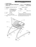 FURNITURE FOOT WITH BALL JOINT AND FELT PAD diagram and image