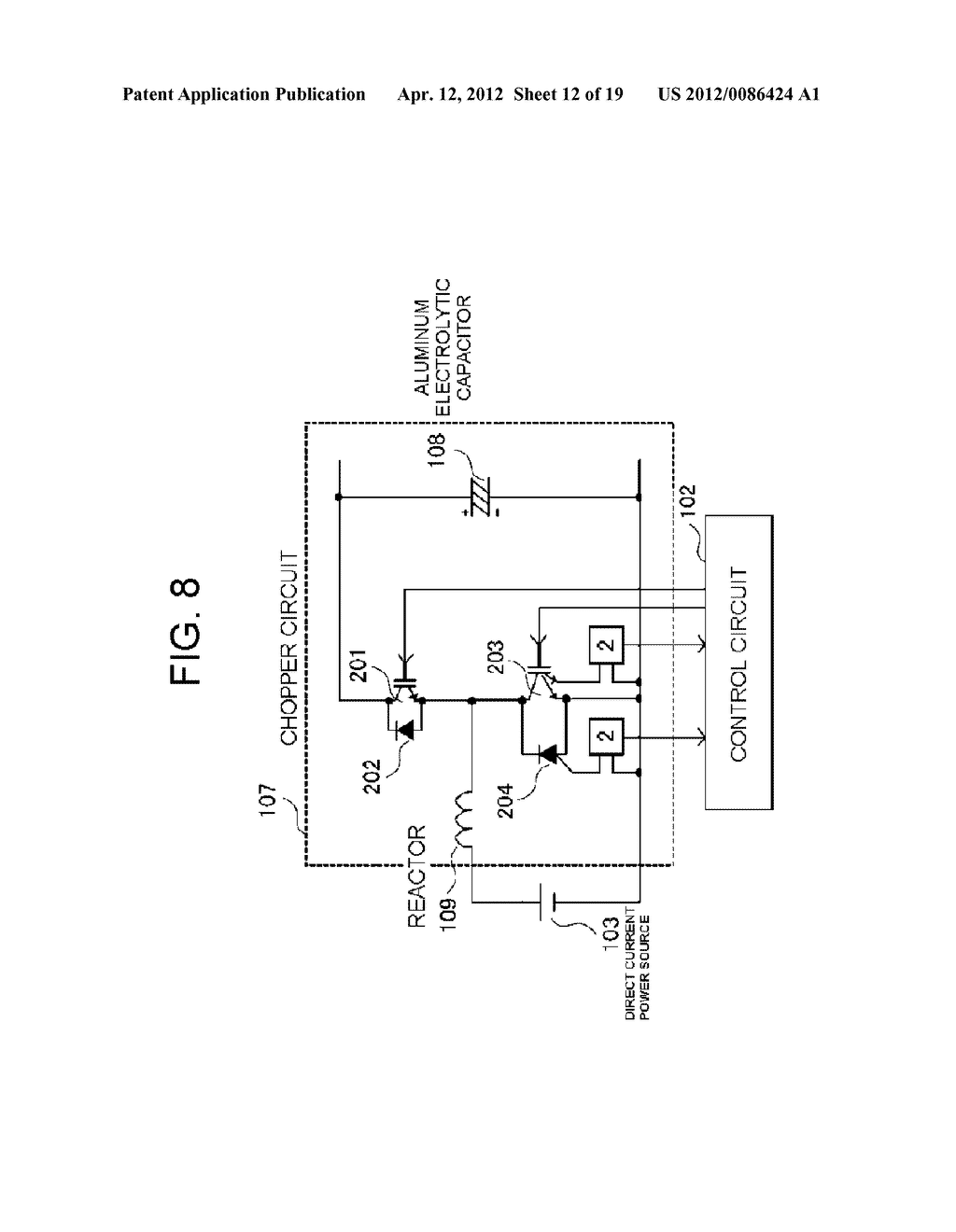 POWER SEMICONDUCTOR DEVICE CURRENT DETECTOR CIRCUIT AND DETECTION METHOD - diagram, schematic, and image 13