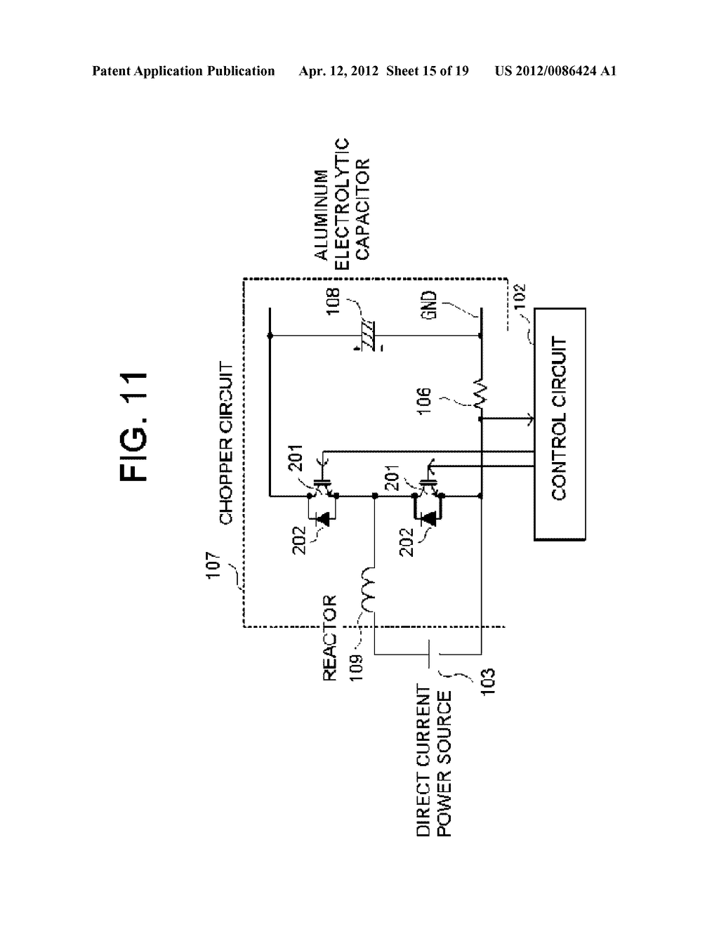 POWER SEMICONDUCTOR DEVICE CURRENT DETECTOR CIRCUIT AND DETECTION METHOD - diagram, schematic, and image 16