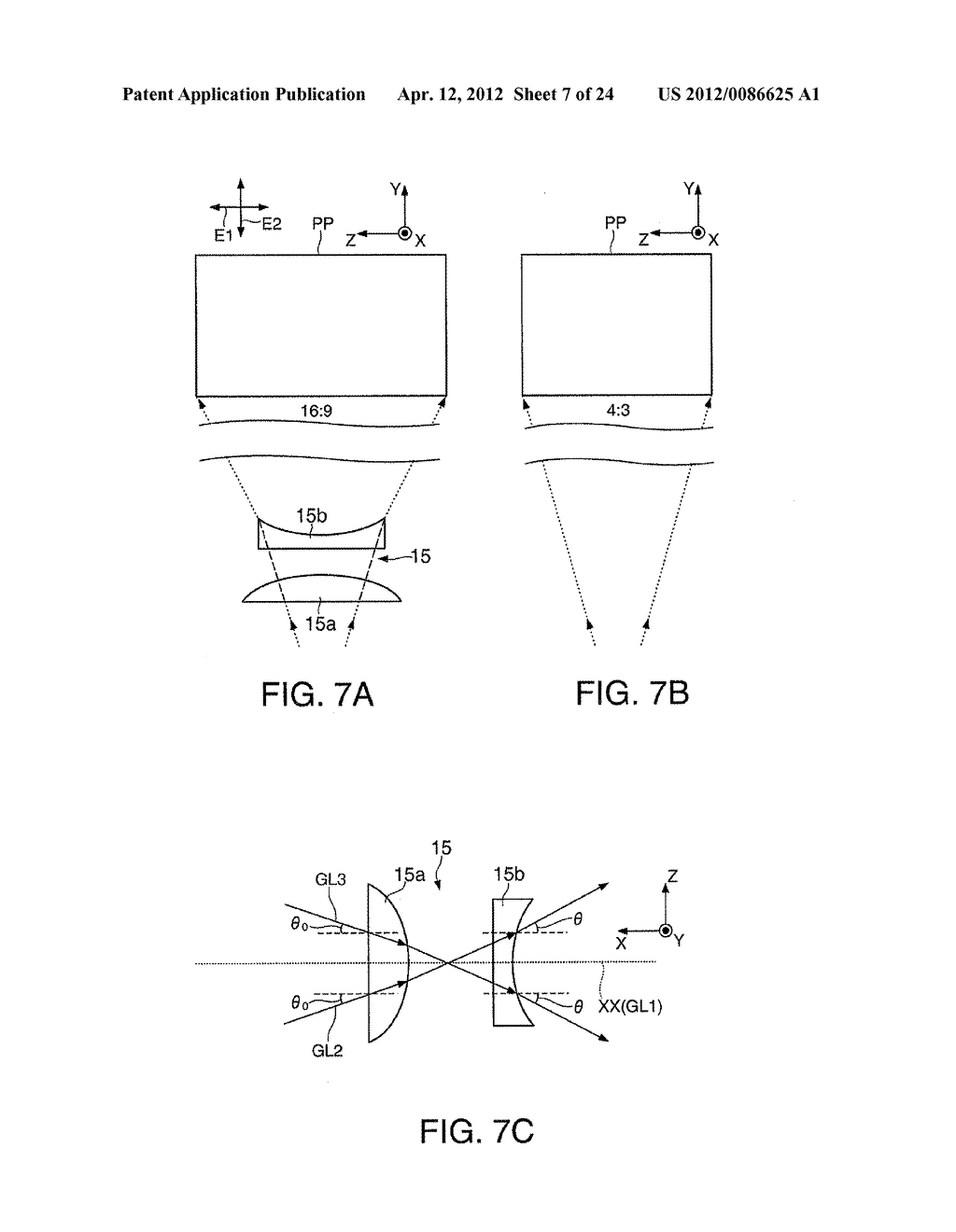 VIRTUAL IMAGE DISPLAY DEVICE - diagram, schematic, and image 08