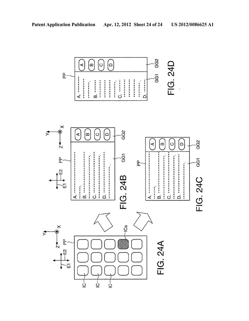 VIRTUAL IMAGE DISPLAY DEVICE - diagram, schematic, and image 25