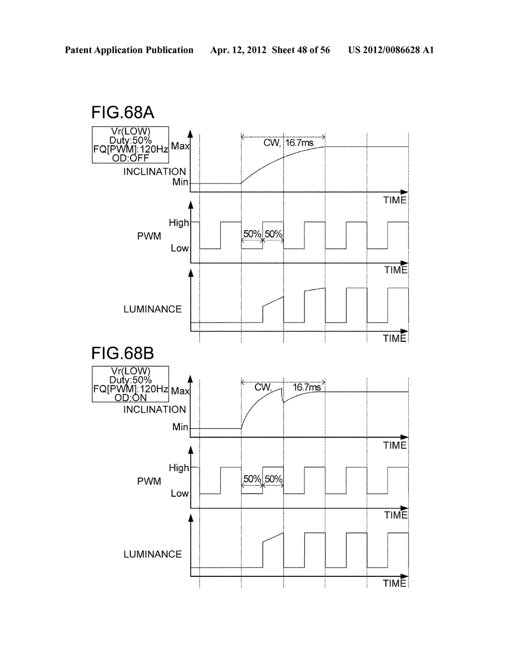 LIQUID CRYSTAL DISPLAY DEVICE AND LIGHT SOURCE CONTROL METHOD - diagram, schematic, and image 49