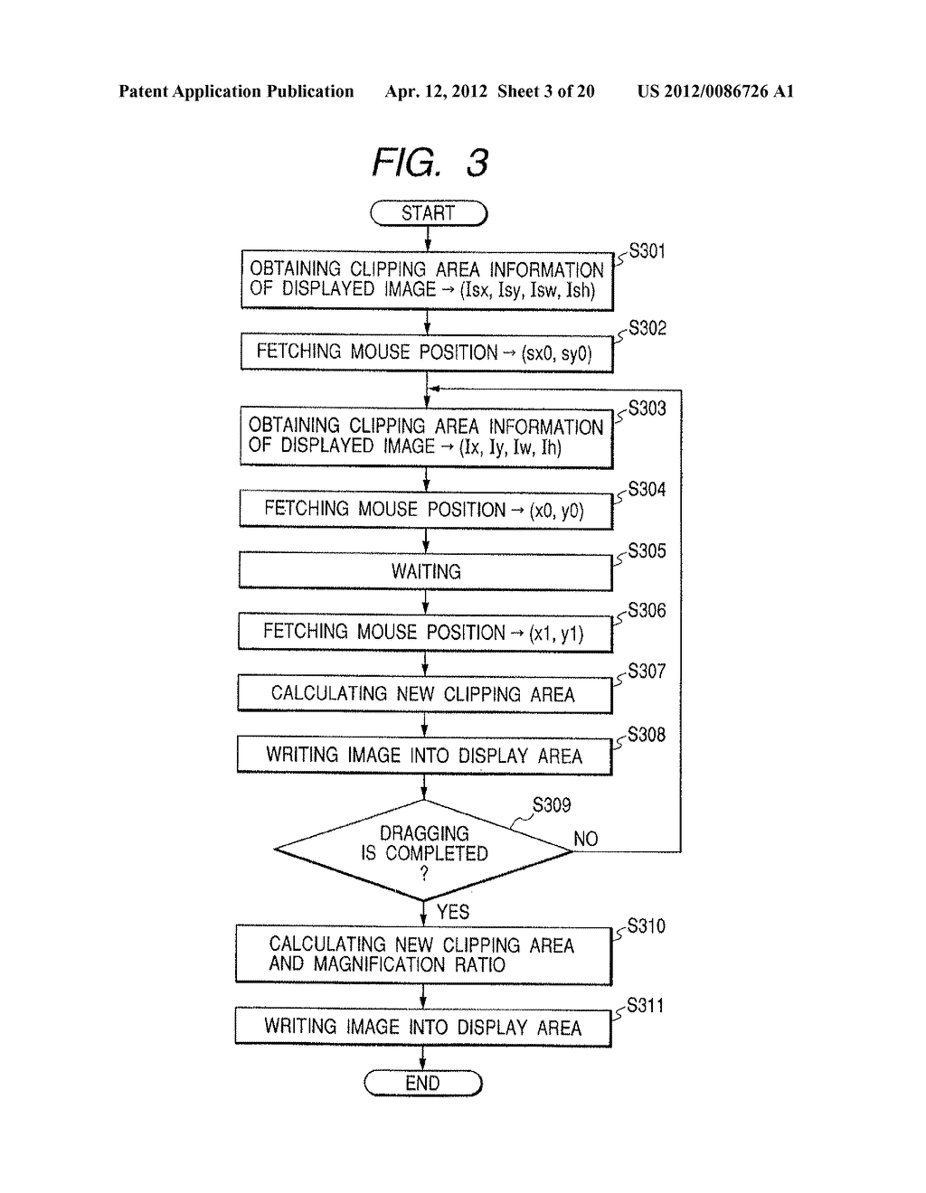 IMAGE EDITING METHOD, IMAGE EDITING APPARATUS, PROGRAM FOR IMPLEMENTING     IMAGE EDITING METHOD, AND RECORDING MEDIUM RECORDING PROGRAM - diagram, schematic, and image 04