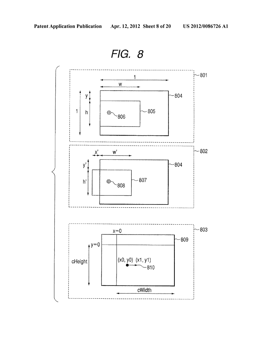 IMAGE EDITING METHOD, IMAGE EDITING APPARATUS, PROGRAM FOR IMPLEMENTING     IMAGE EDITING METHOD, AND RECORDING MEDIUM RECORDING PROGRAM - diagram, schematic, and image 09