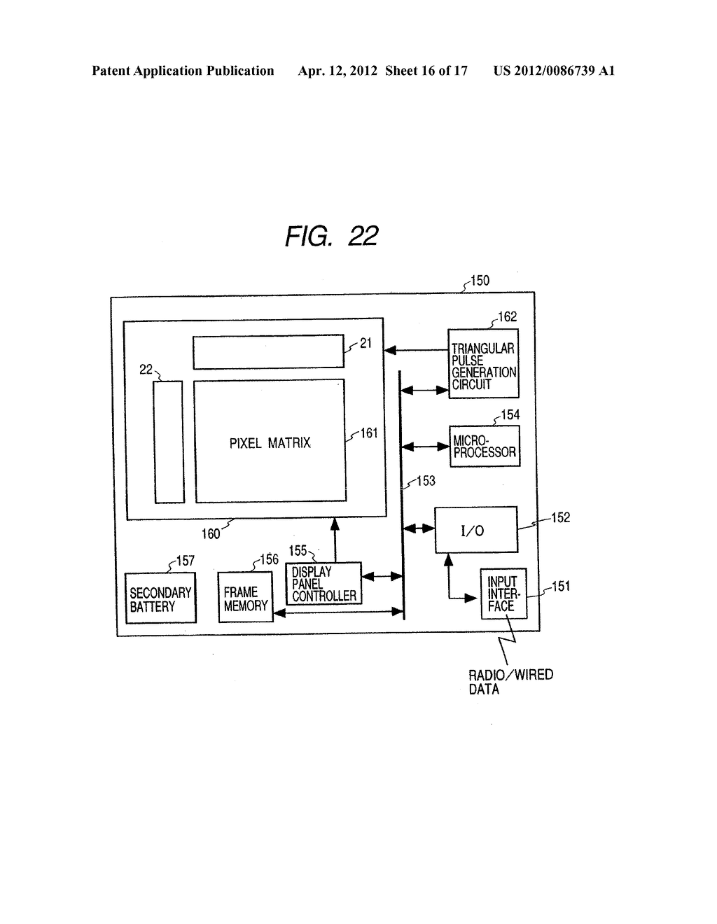 Image Display Device - diagram, schematic, and image 17