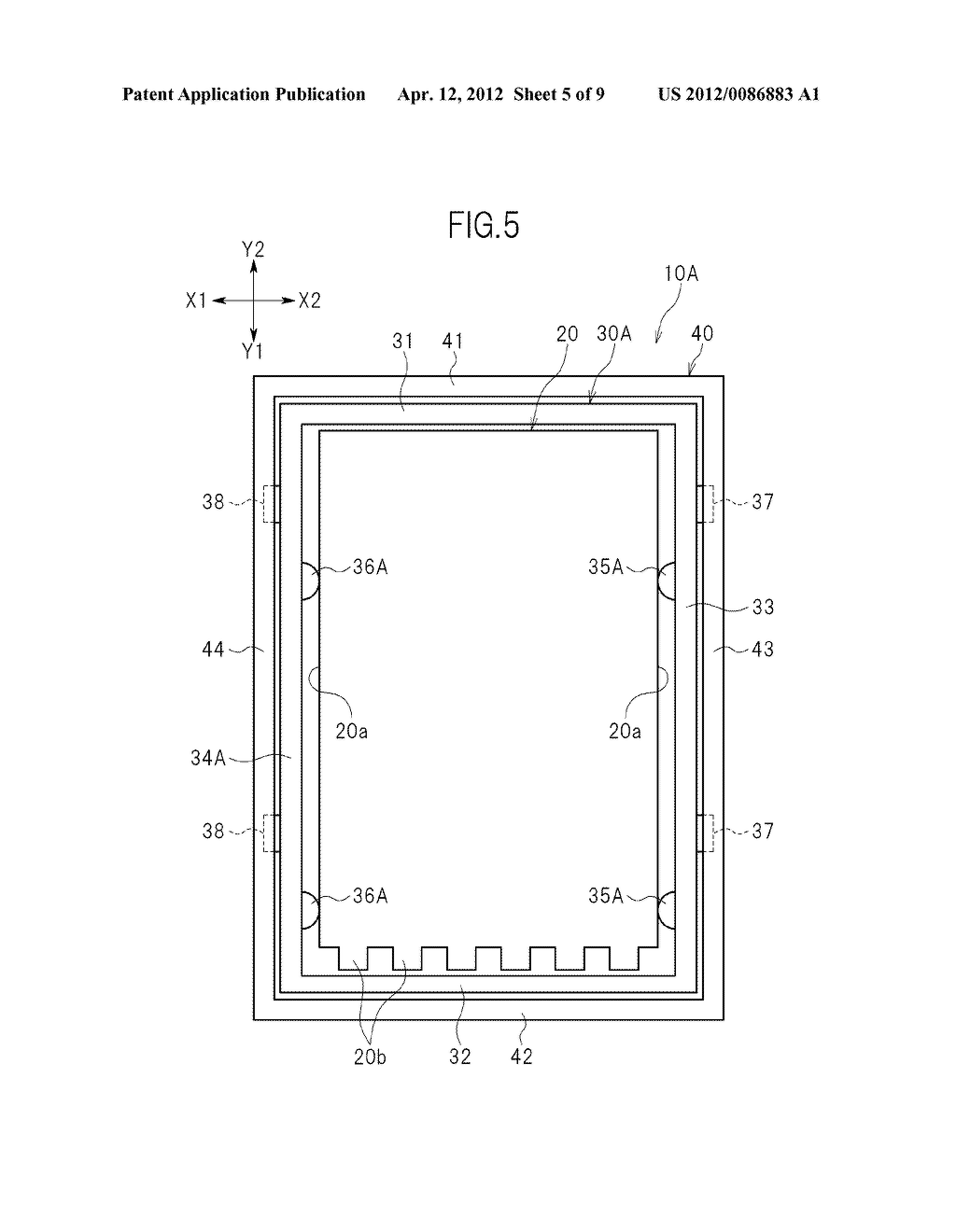 BACKLIGHT UNIT AND LIQUID CRYSTAL DISPLAY DEVICE - diagram, schematic, and image 06