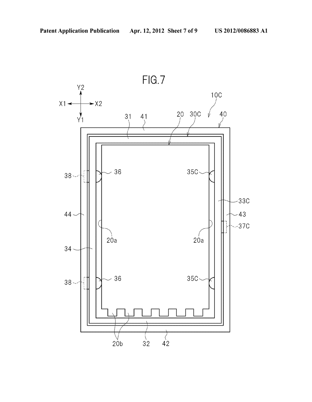 BACKLIGHT UNIT AND LIQUID CRYSTAL DISPLAY DEVICE - diagram, schematic, and image 08
