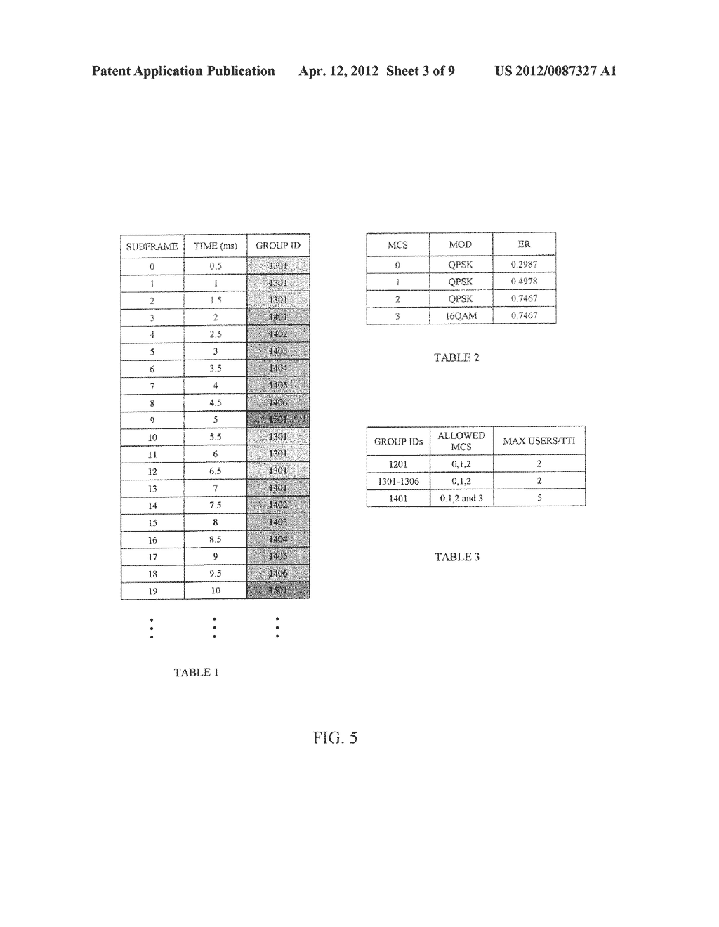 METHOD AND APPARATUS FOR PROVIDING DOWNLINK ACKNOWLEDGEMENTS AND TRANSMIT     INDICATORS IN AN ORTHOGONAL FREQUENCY DIVISION MULTIPLEXING COMMUNICATION     SYSTEM - diagram, schematic, and image 04