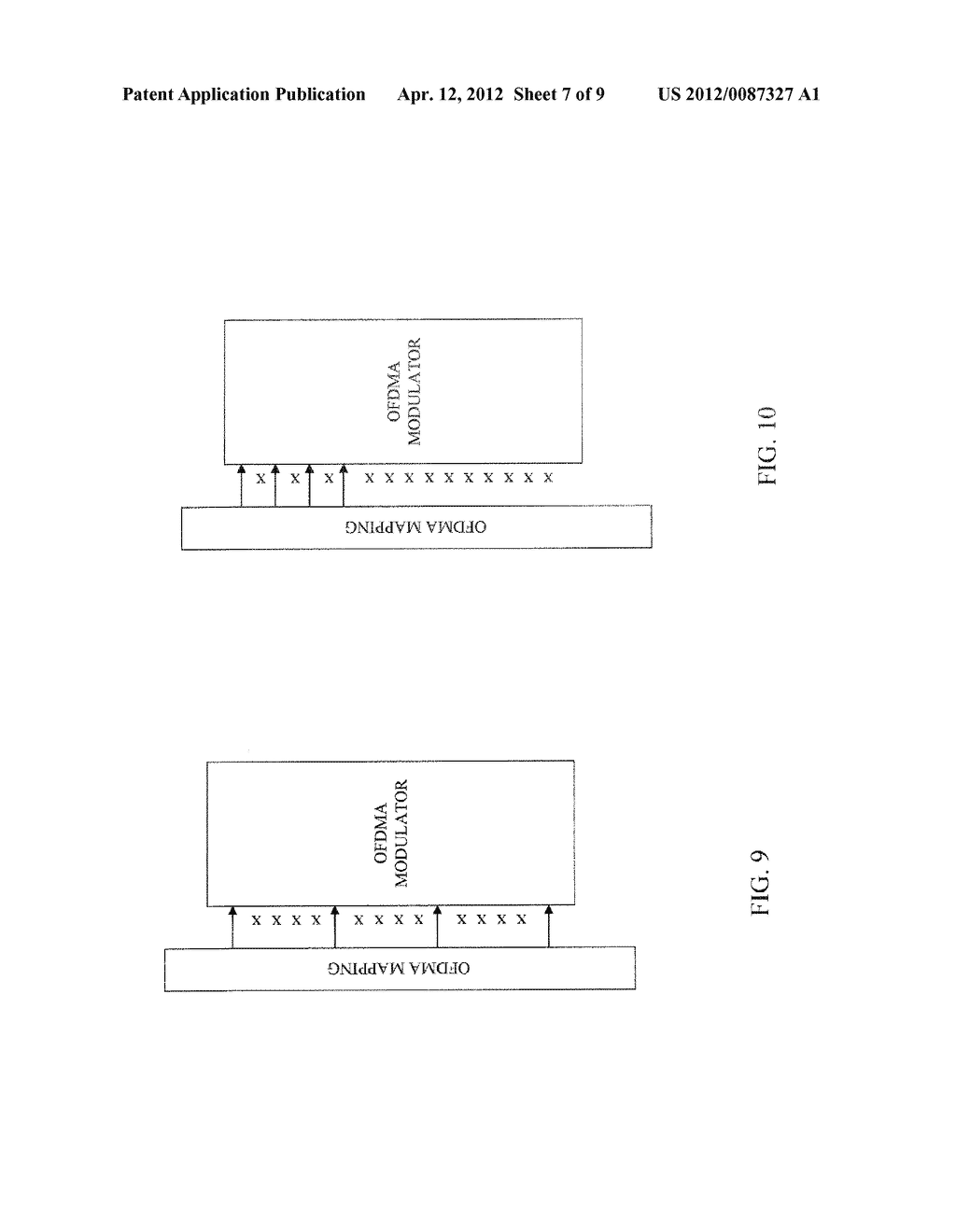 METHOD AND APPARATUS FOR PROVIDING DOWNLINK ACKNOWLEDGEMENTS AND TRANSMIT     INDICATORS IN AN ORTHOGONAL FREQUENCY DIVISION MULTIPLEXING COMMUNICATION     SYSTEM - diagram, schematic, and image 08