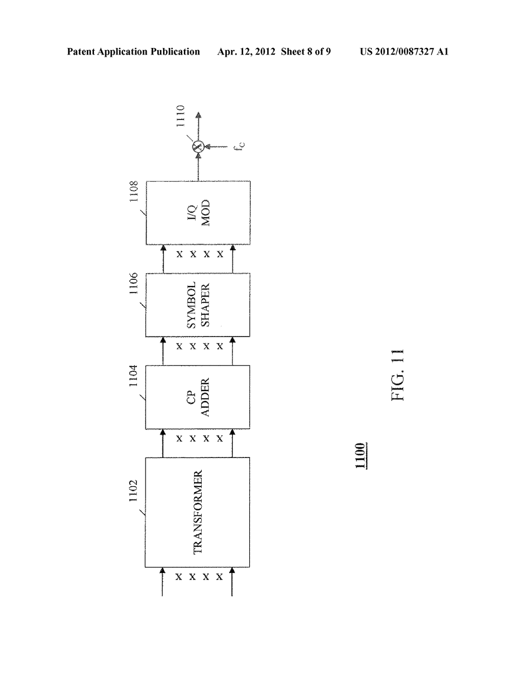 METHOD AND APPARATUS FOR PROVIDING DOWNLINK ACKNOWLEDGEMENTS AND TRANSMIT     INDICATORS IN AN ORTHOGONAL FREQUENCY DIVISION MULTIPLEXING COMMUNICATION     SYSTEM - diagram, schematic, and image 09