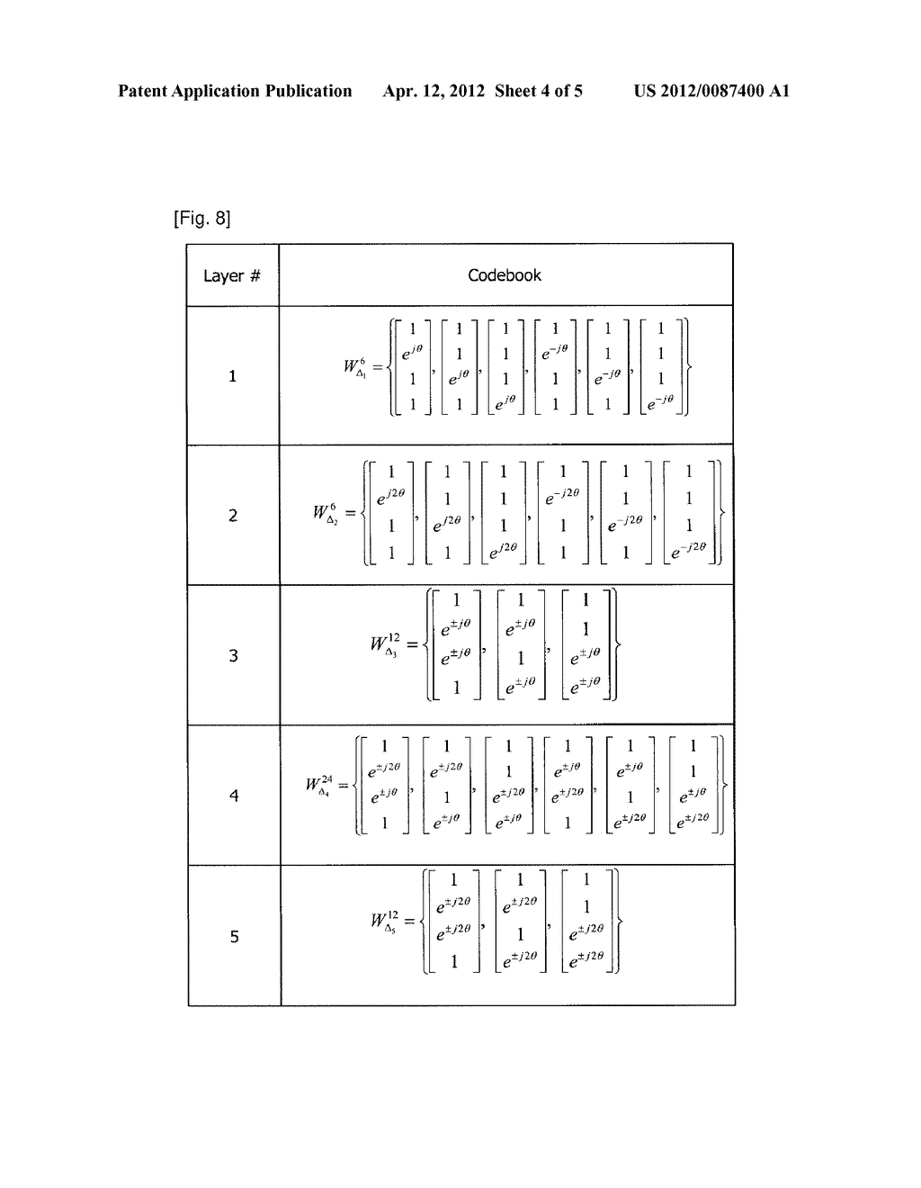 METHOD FOR RECEIVING DATA IN MULTI INPUT MULTI OUTPUT - diagram, schematic, and image 05