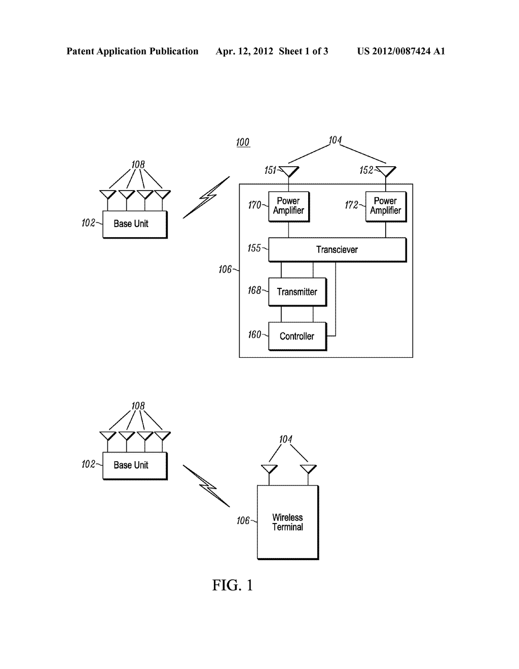 Uplink Precoding For Retransmission Without Explicit Precoding Instruction - diagram, schematic, and image 02