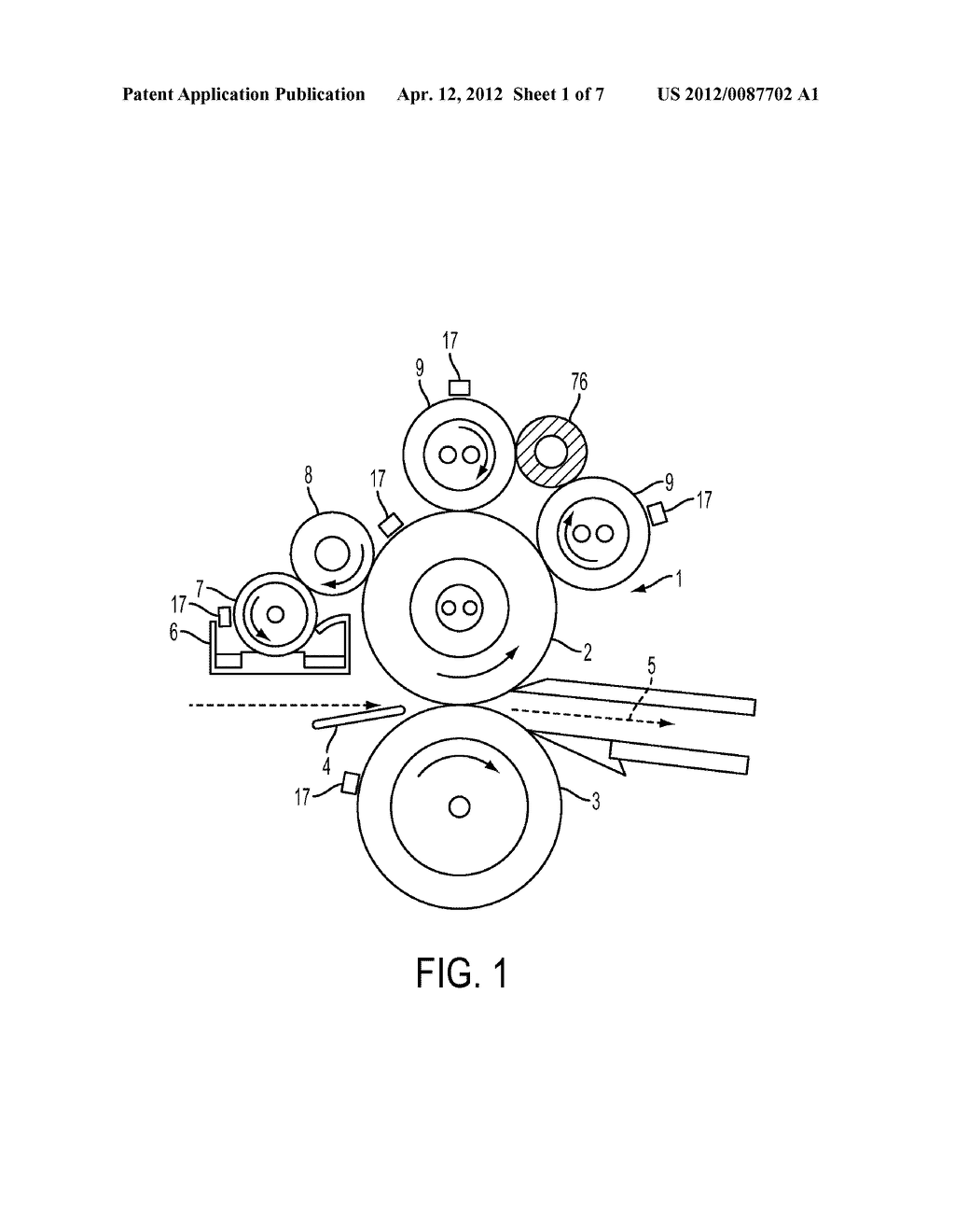METHOD AND APPARATUS FOR EXTERNAL HEATER ROLL CLEANING - diagram, schematic, and image 02