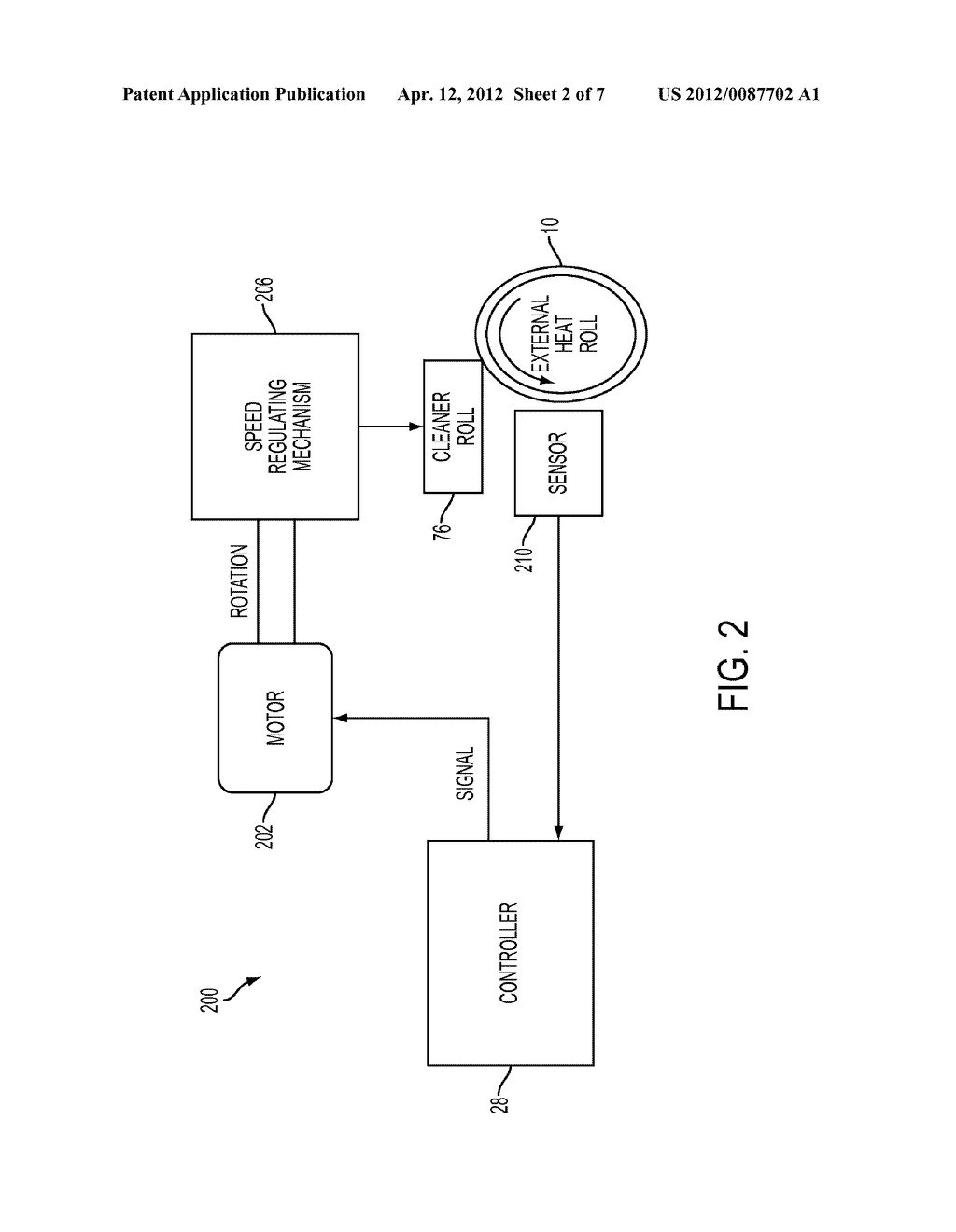 METHOD AND APPARATUS FOR EXTERNAL HEATER ROLL CLEANING - diagram, schematic, and image 03