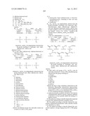 AZOLE DERIVATIVES AND FUSED BICYCLIC AZOLE DERIVATIVES AS THERAPEUTIC     AGENTS diagram and image
