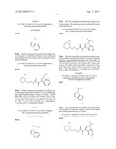 Bicyclic Compounds and Methods of Making and Using Same diagram and image