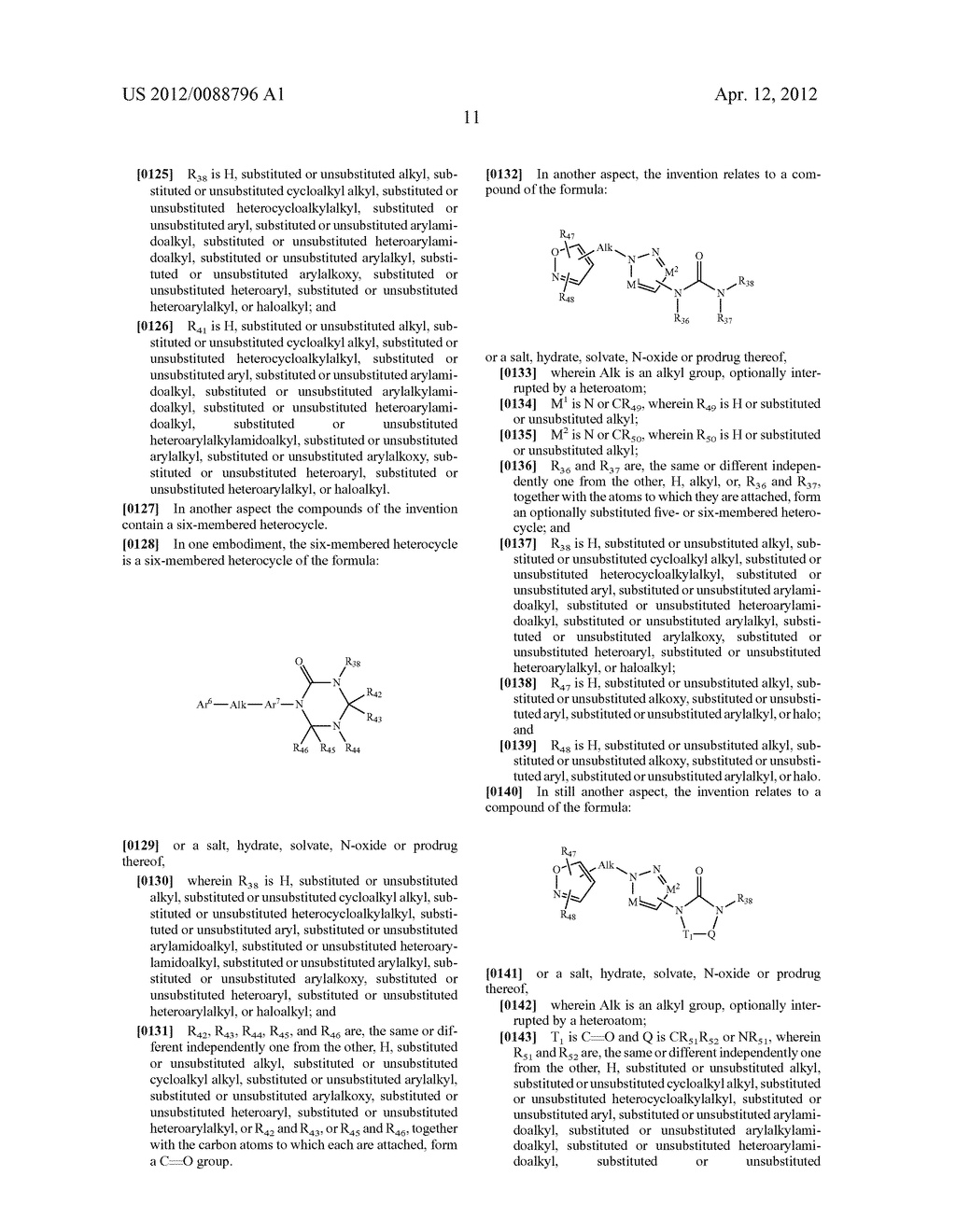 COMPOUNDS THAT INHIBIT (BLOCK) BITTER TASTE IN COMPOSITION AND USE THEREOF - diagram, schematic, and image 15