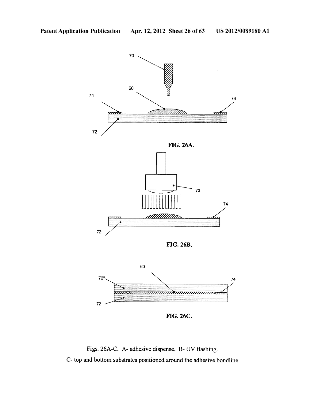 ADHESIVE BONDING COMPOSITION AND METHOD OF USE - diagram, schematic, and image 27