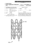 BIOABSORBABLE STENT WITH LAYERS HAVING DIFFERENT DEGRADATION RATES diagram and image
