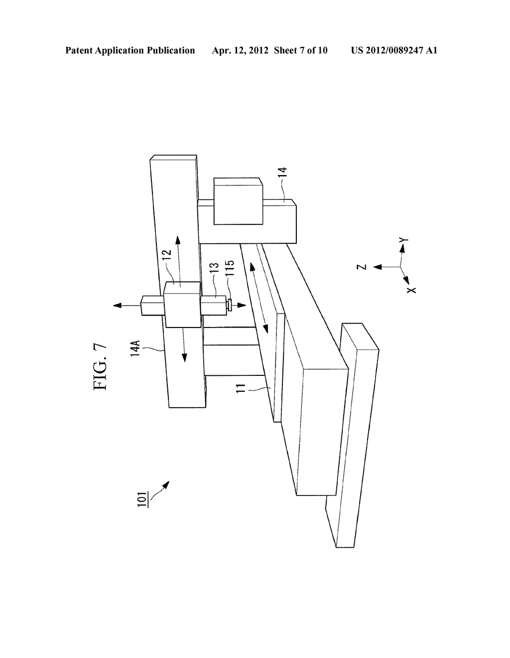 WORKPIECE MEASURING DEVICE, COLLISION PREVENTING DEVICE, AND MACHINE TOOL - diagram, schematic, and image 08