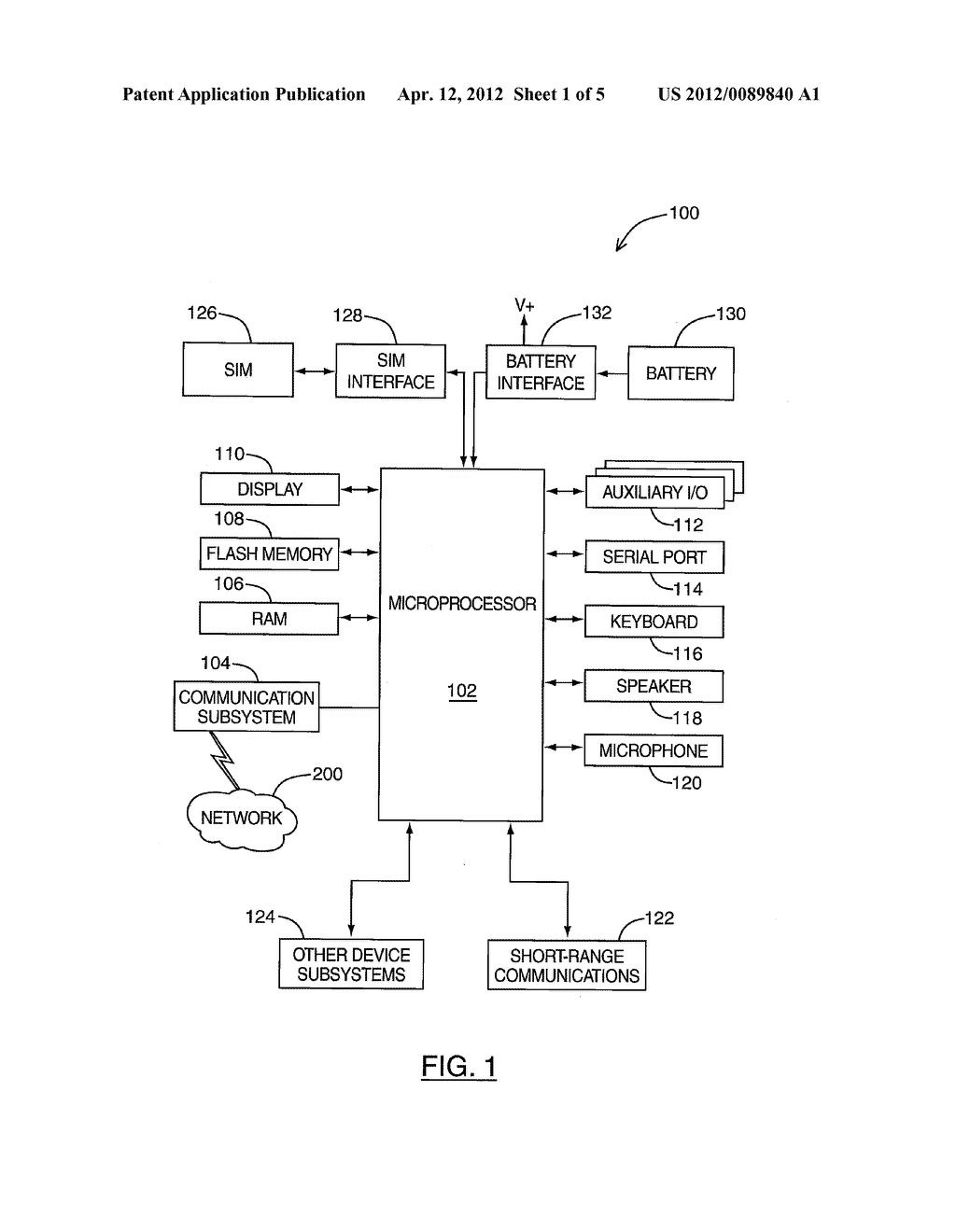 SYSTEM AND METHOD FOR CONTROLLING DATA COMMUNICATIONS BETWEEN A SERVER AND     A CLIENT DEVICE - diagram, schematic, and image 02